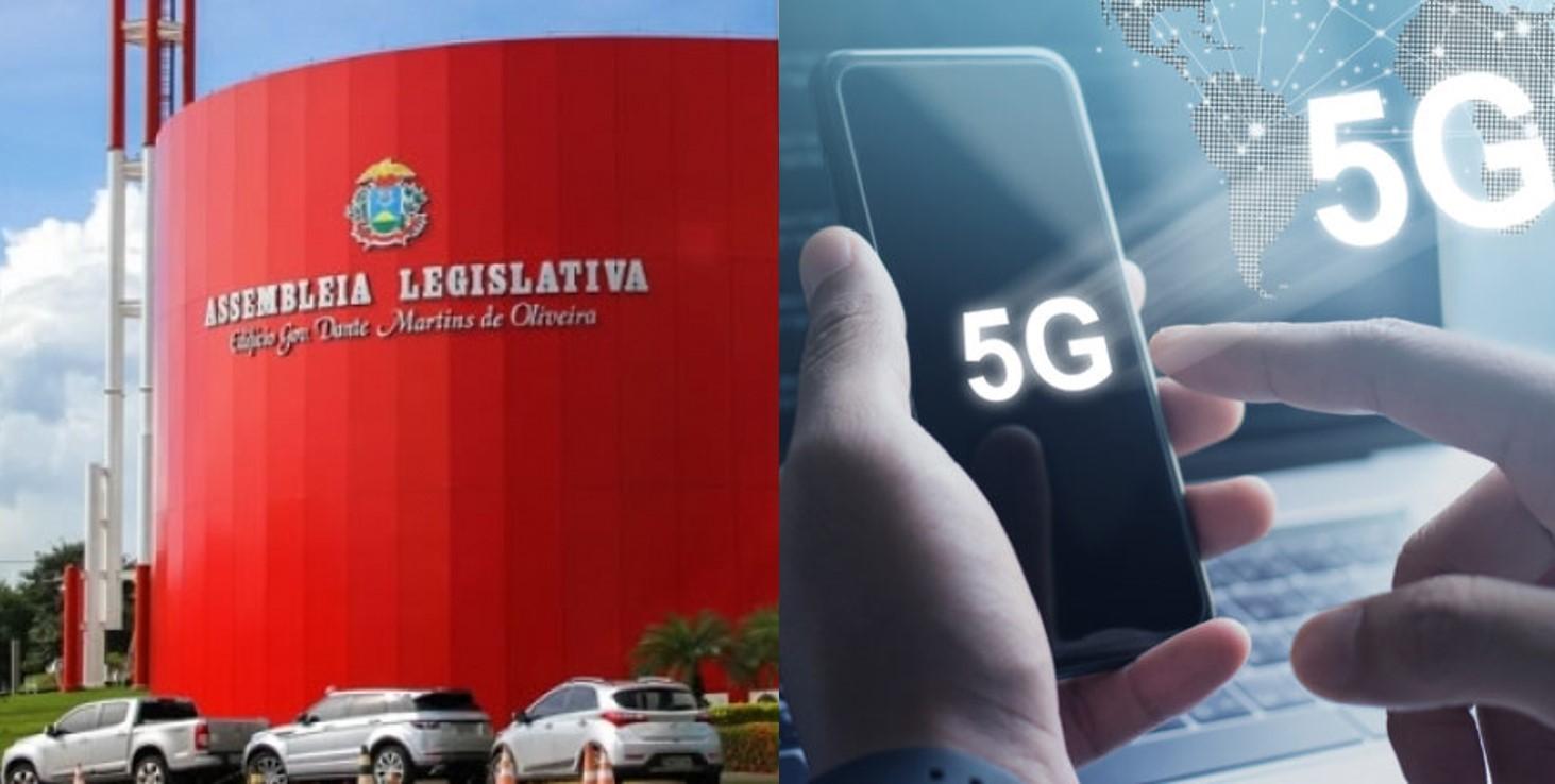 Deputados de Mato Grosso propõem projetos e indicações para o avanço da tecnologia 5G no Estado