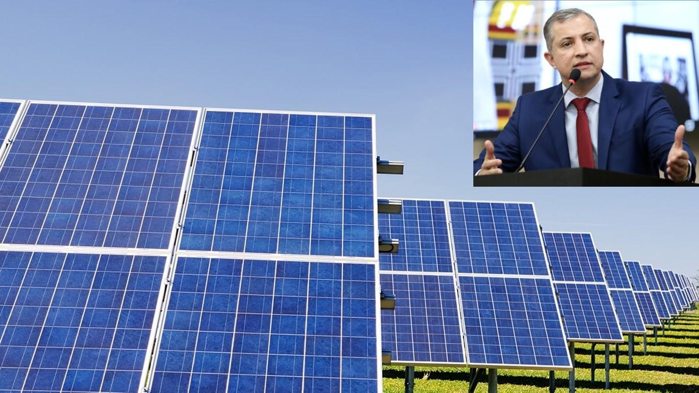 Deputado cobra governo estadual e federal para incentivar o uso de energia solar