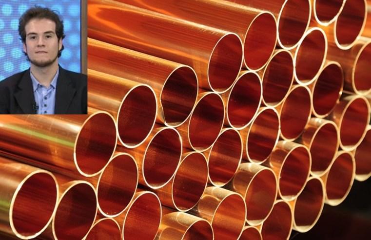 Opinião: Superciclo do cobre pode acontecer mesmo com desempenho chinês e troca por alumínio