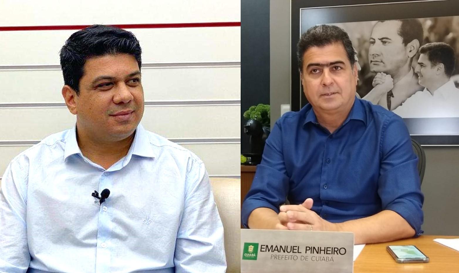 Envio de vacinas para Várzea Grande e Cuiabá podem fortalecer gestão de Kalil e Emanuel