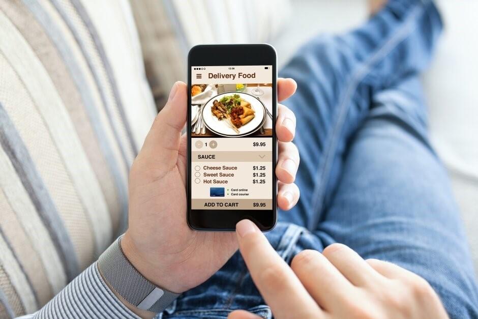 Pedidos de comida por aplicativo aumenta 68% na Região Centro-Oeste, segundo pesquisa