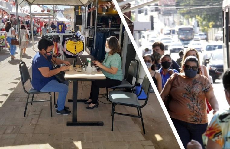 Consumidores podem consultar CPF gratuitamente durante o Liquida Centro de Cuiabá