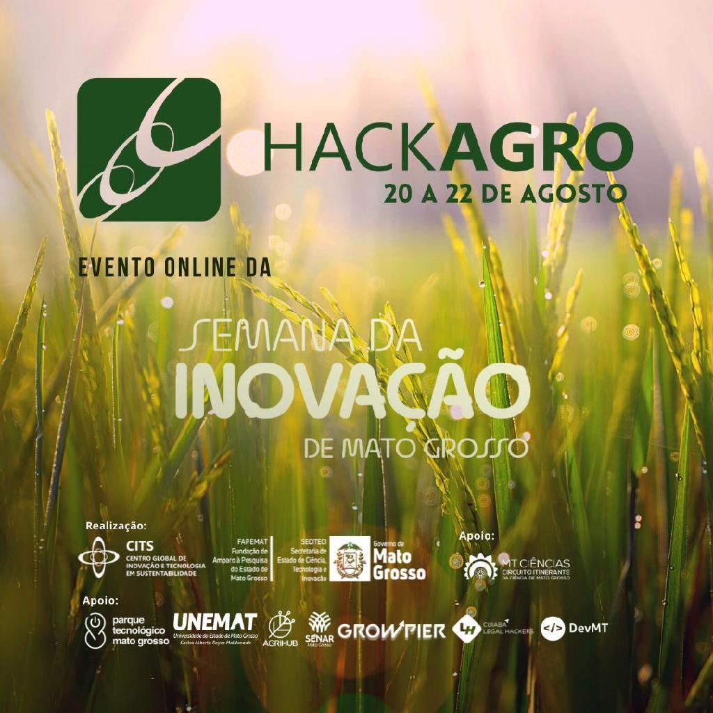Evento virtual incentiva empreendedorismo no agronegócio durante Semana da Inovação