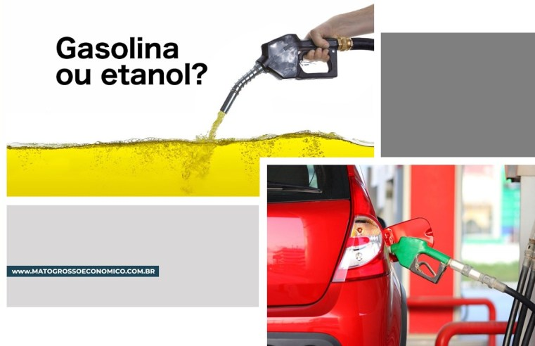 Com aumento dos combustíveis, qual compensa mais: etanol ou gasolina?