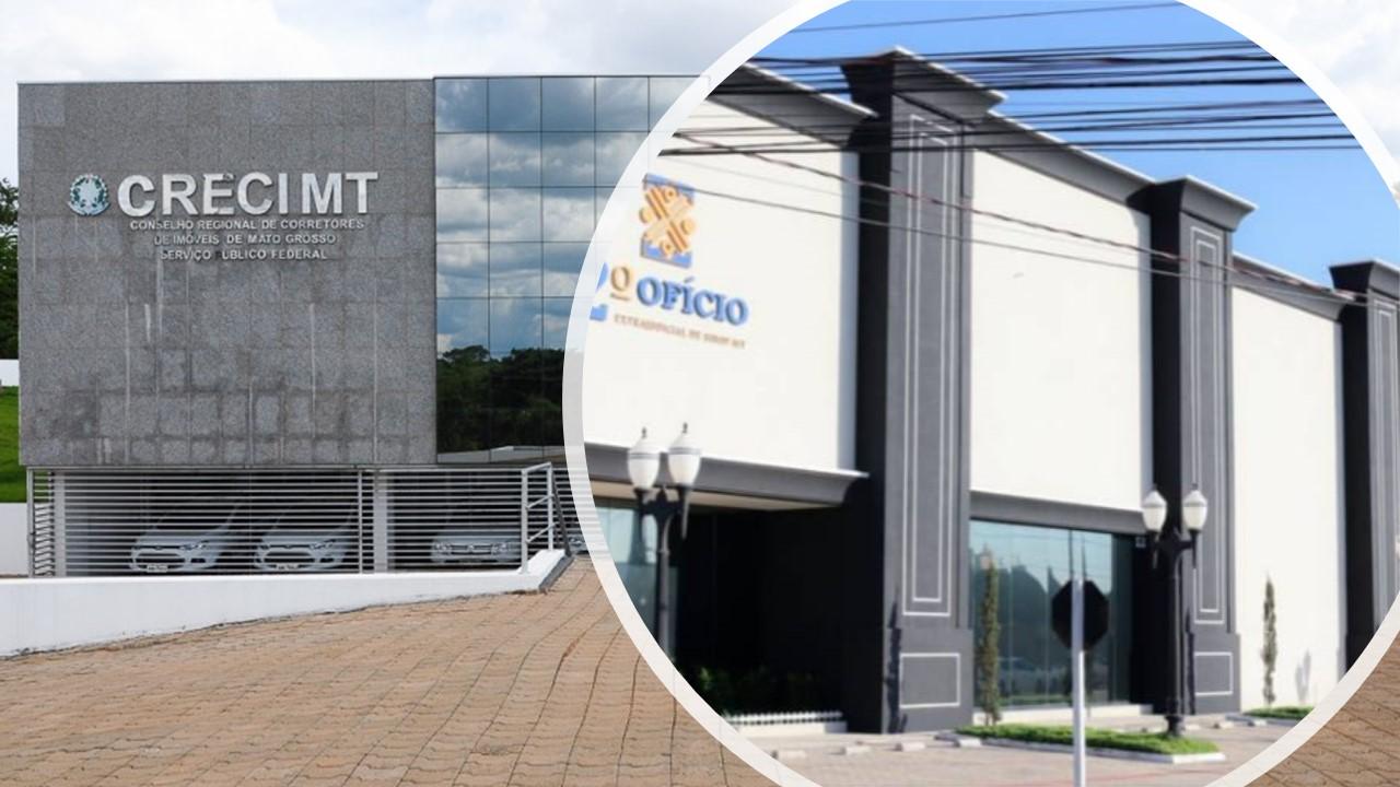 Termo de cooperação entre Creci e TJ-MT gera redução de R$ 600 mil aos cofres públicos