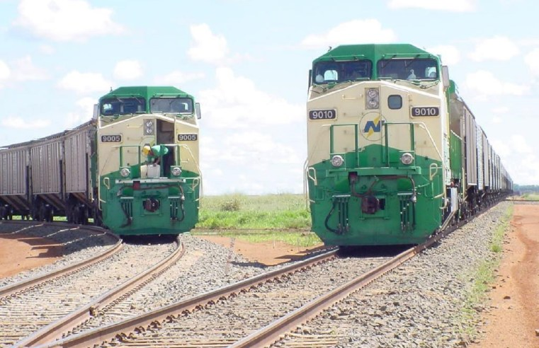 Estado de MT e Rumo Logística assinam contrato da ferrovia nesta segunda