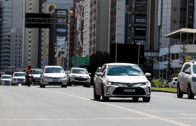 Lei estadual amplia isenção de IPVA aos motoristas de aplicativos que usam veículos de terceiros