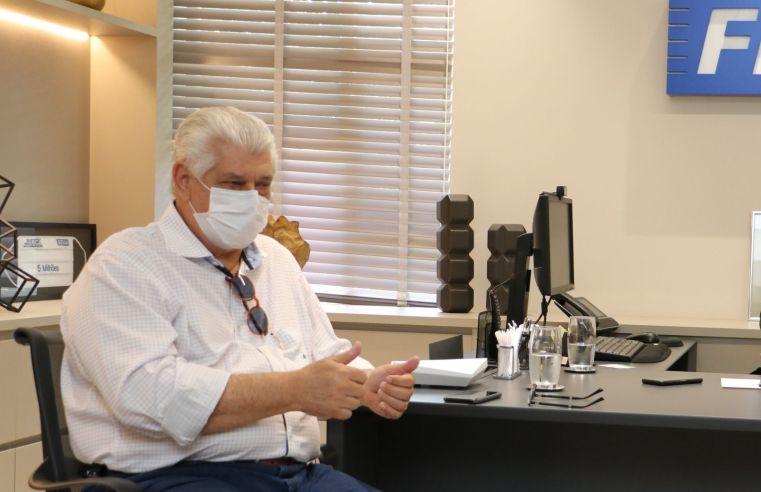 Presidente da Famato vai representar Mato Grosso na diretoria da CNA