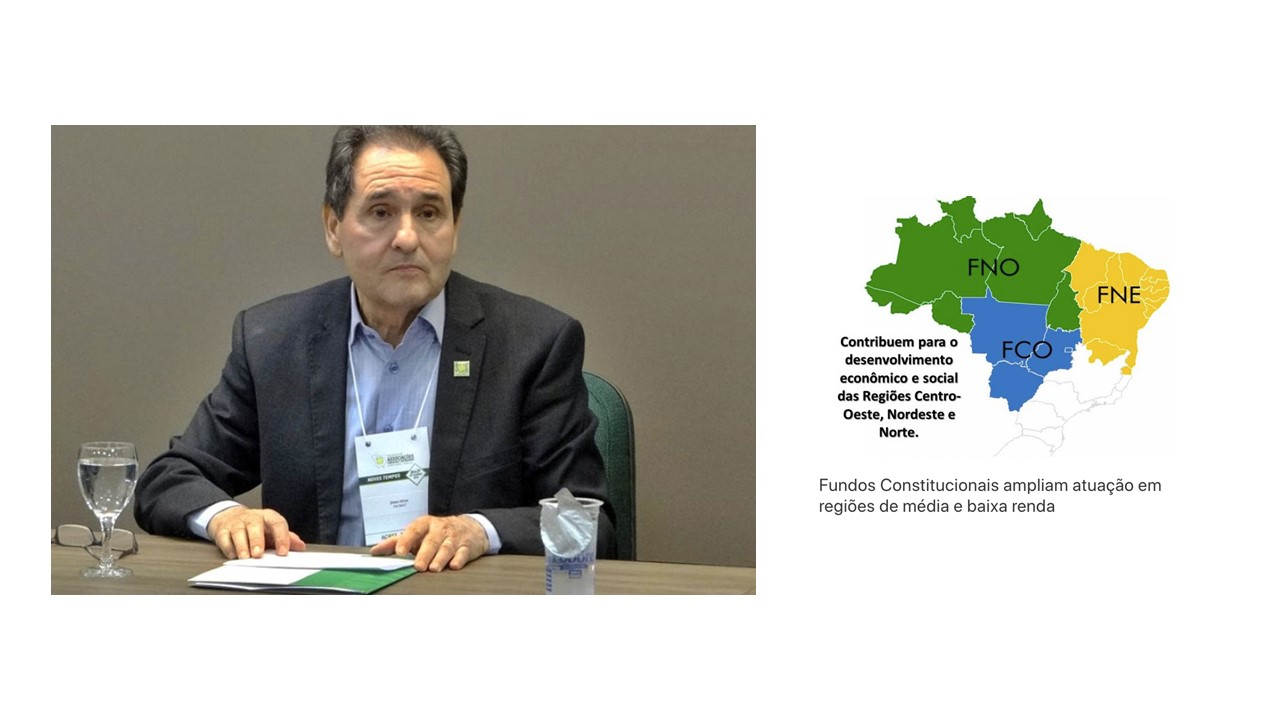 Facmat pede apoio político para aprovação da MP 1052/21