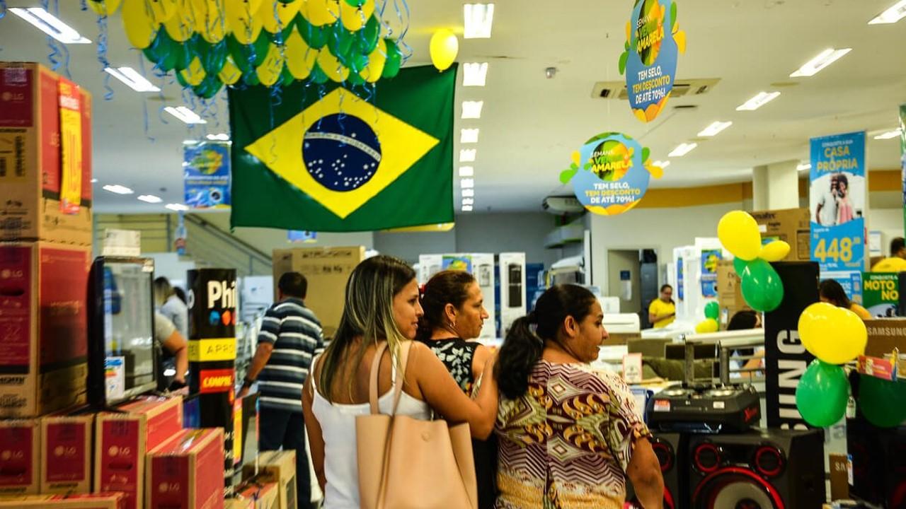 Mais de 500 empresas aderem à Semana Brasil em Cuiabá