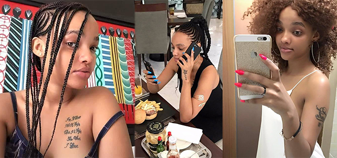 """PHOTOS: Here is Diamond's alleged new """"side chic"""" who is ..."""