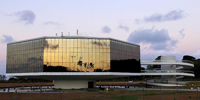Estacao Ciencia Oscar Niemeyer Joao Pessoa PB 5