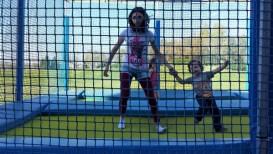 planet exotica trampoline