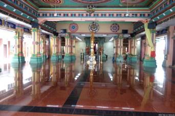 Hindou temple intérieur