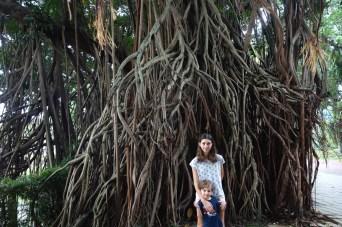 Kuala lumpur en famille