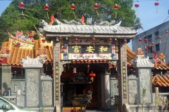 Temple chinois