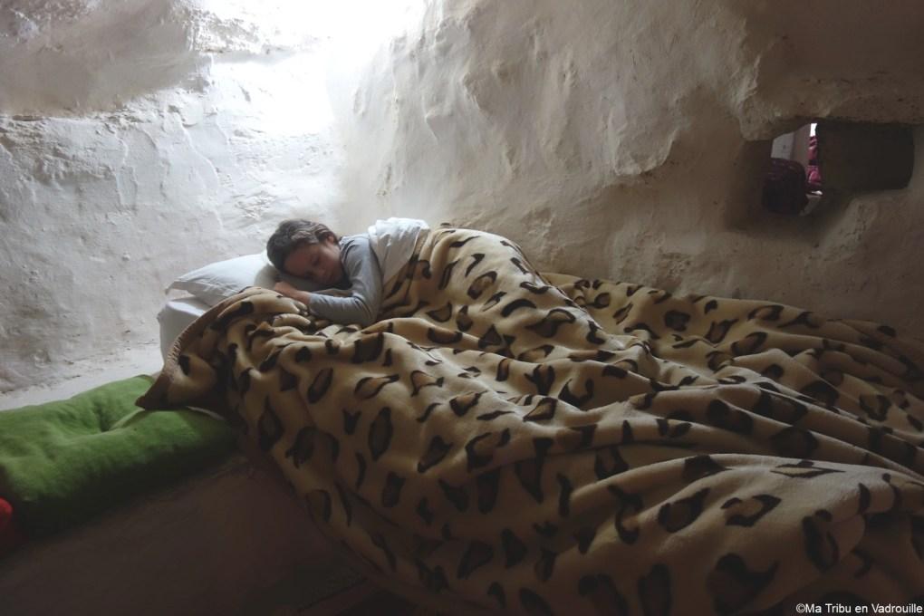 maison troglodyte tunisie
