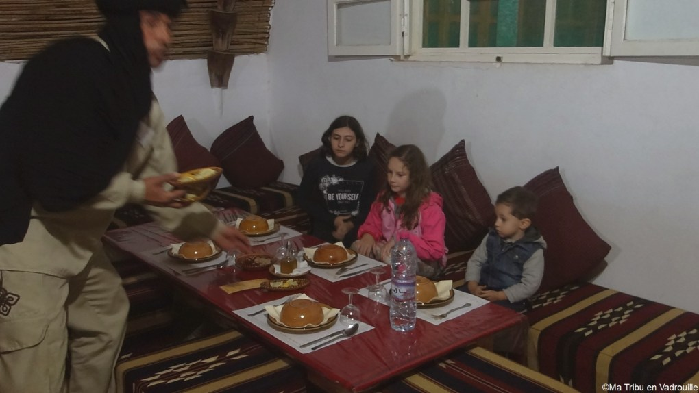 repas entre nomades