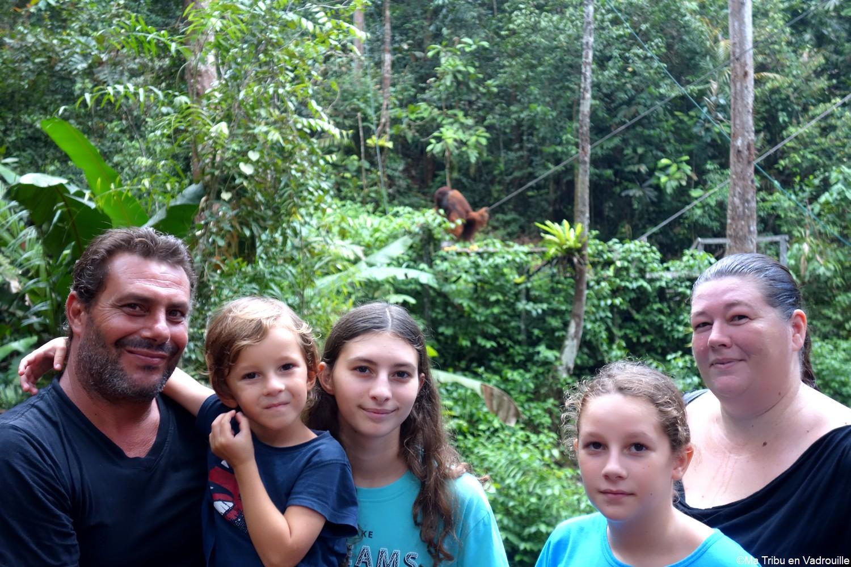 vie nomade en famille