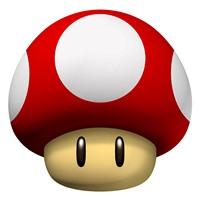 Mushroom Power Up