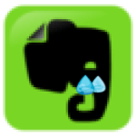 Sad Evernote Elephant