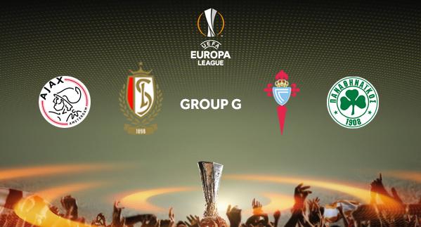 UEFA Europa League Groupe G