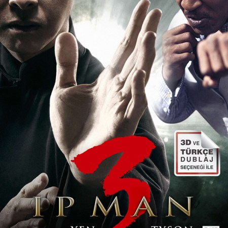 IP MAN 3 İzle