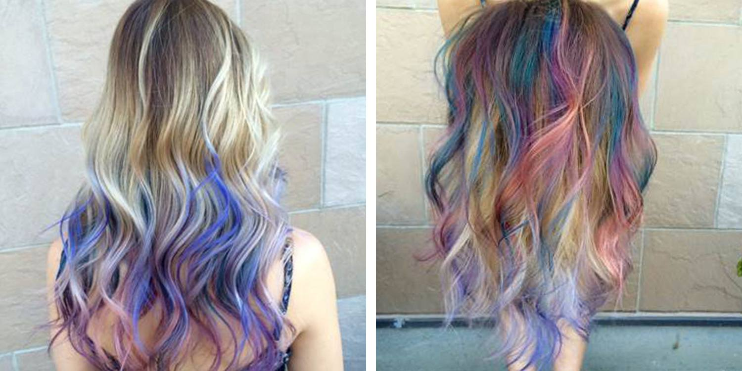 Bright Amp Pastel Hair Color Trend Matrix