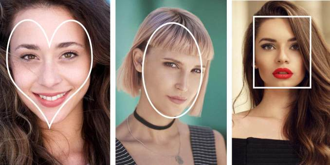 the best hairstyle for your face shape – hair tips | matrix