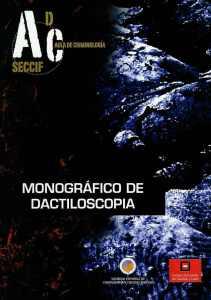 Curso monografico de Dactiloscopia