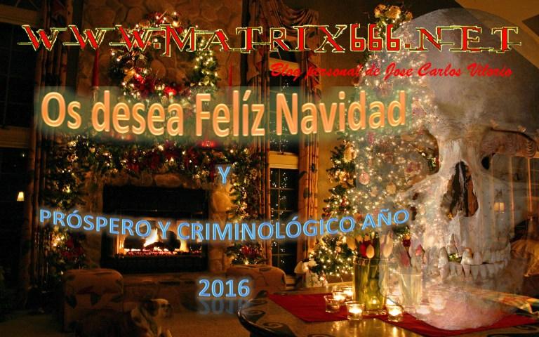 felicitacion navidad matrix666 16