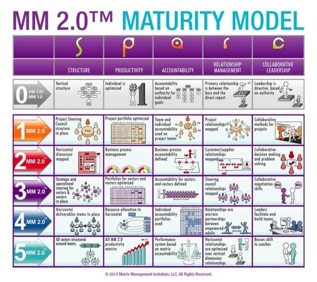 Matrix Management 2.0™ Maturity Model