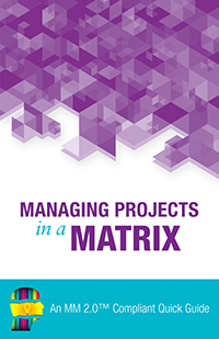 Managing Projects in a Matrix Quick Guide