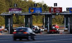 Toll Booth Advertising