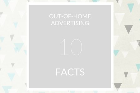 out of home advertising facts