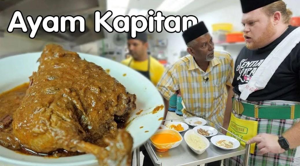 Ayam Kapitan Hameediyah
