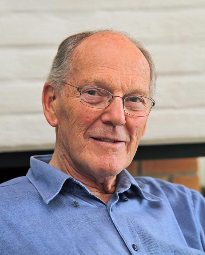 Sven Ivar Dysthe (Foto: Mats Linder)