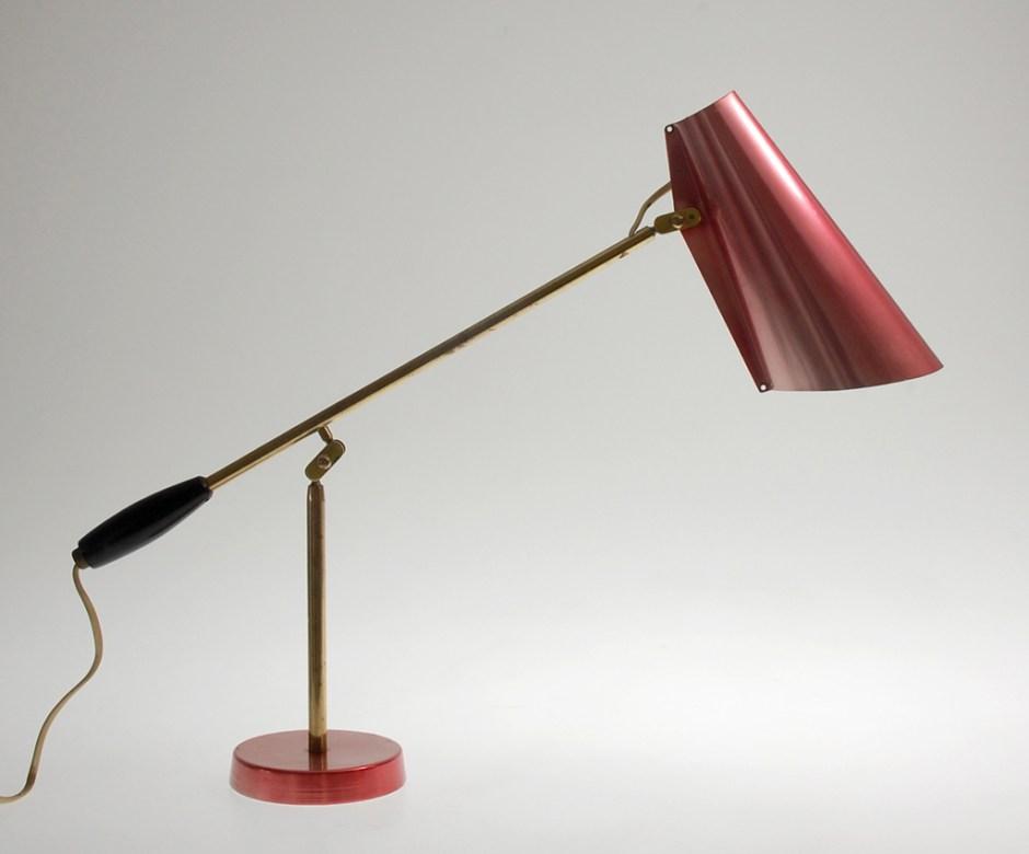 Birger Dahl. Modell: S-30016. Produsert av Sønnico. Tegnet i 1952. Tildelt gullmedalje ved Triennalen i Milano, 1954. (Foto: Lauritz.com)