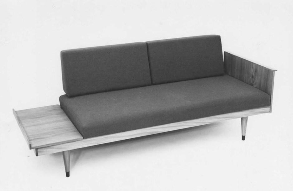 Ingmar Relling. Modell: Combina. Produsert av Ekornes Fabrikker. I produksjon fra 1960/61.