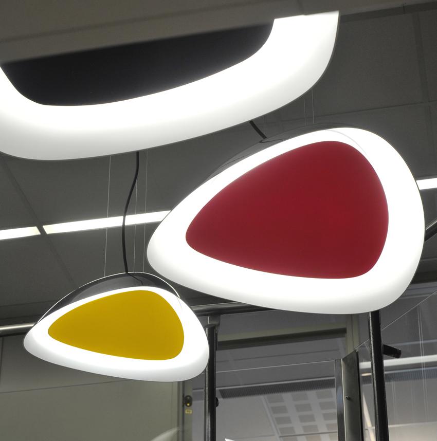 Hareide Design. Modell: A60-P. Produsert av Glamox. 2012. (Foto: Glamox)