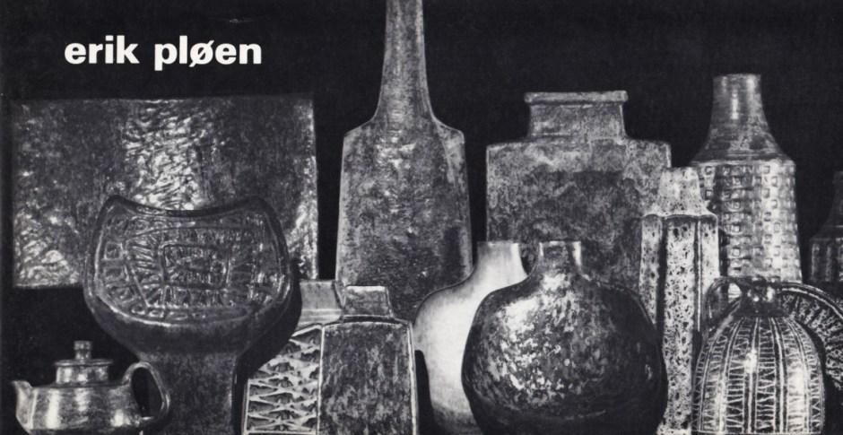 Katalogforside til utstilling i 1964.