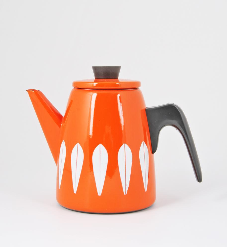 Svein Hansen. Kaffekanne. Produsert av Cathrineholm. (Foto: Mats Linder)