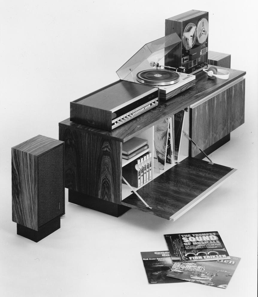 Jan Ole Ertzeid ved Bruksbo Tegnekontor. Modell: Mambo. Produsert av Bagn Møbelindustri. I produksjon fra ca. 1972/73.