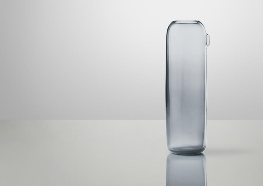 Norway Says. Karaffel. Modell: I am Boo. Produsert av Muuto, Danmark. I produksjon fra 2006. (Muuto)