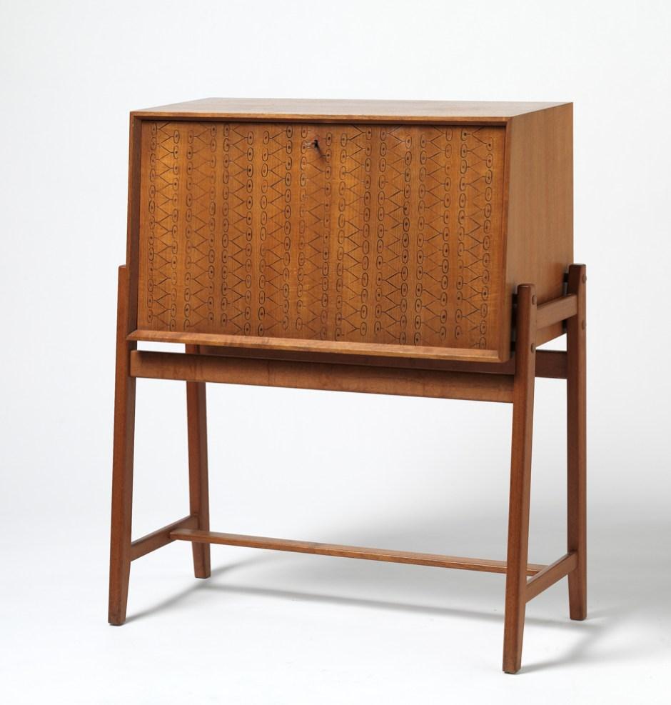Bjørn Engø. Barskap. Produsert av Alfred Enge. 1947. (Foto: Nasjonalmuseet / Frode Larsen)