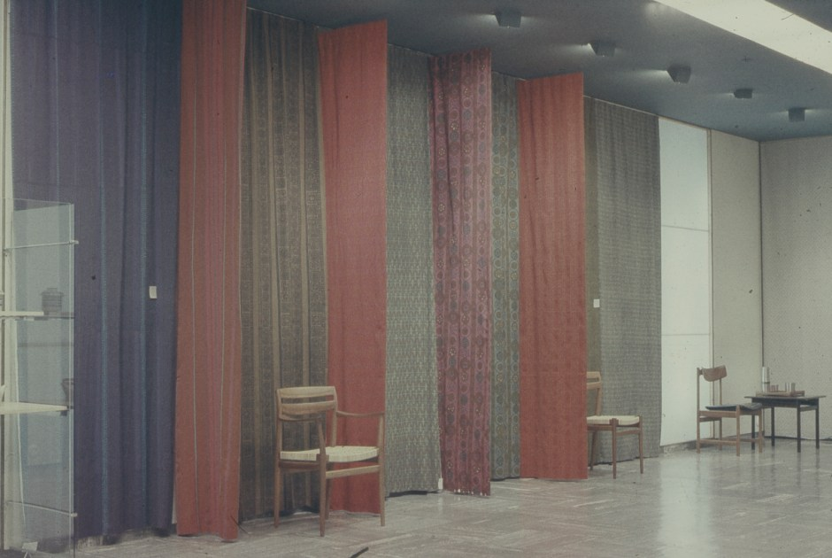 Fra PLUS vandreutstilling i Sverige (1963-64).