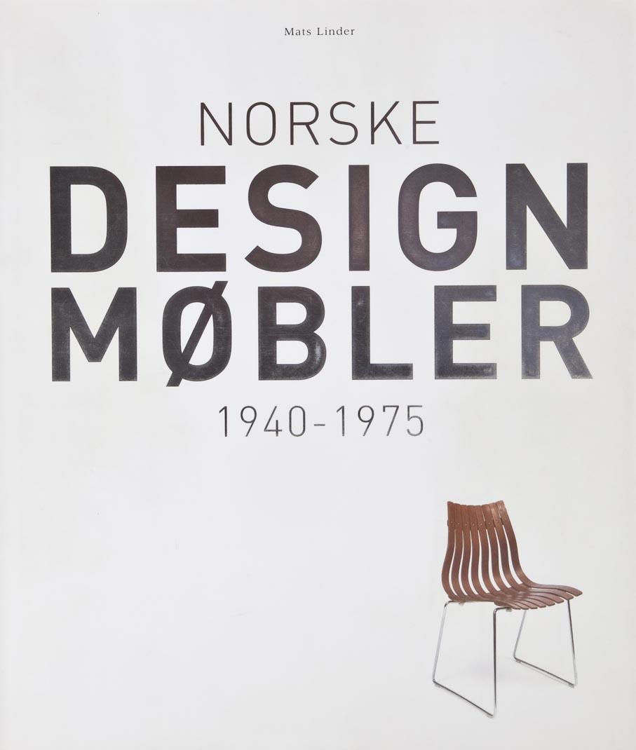 Mats Linder. Norske Designmøbler 1940-1975. Samler & Antikkbørsen. Drammen, 2011.