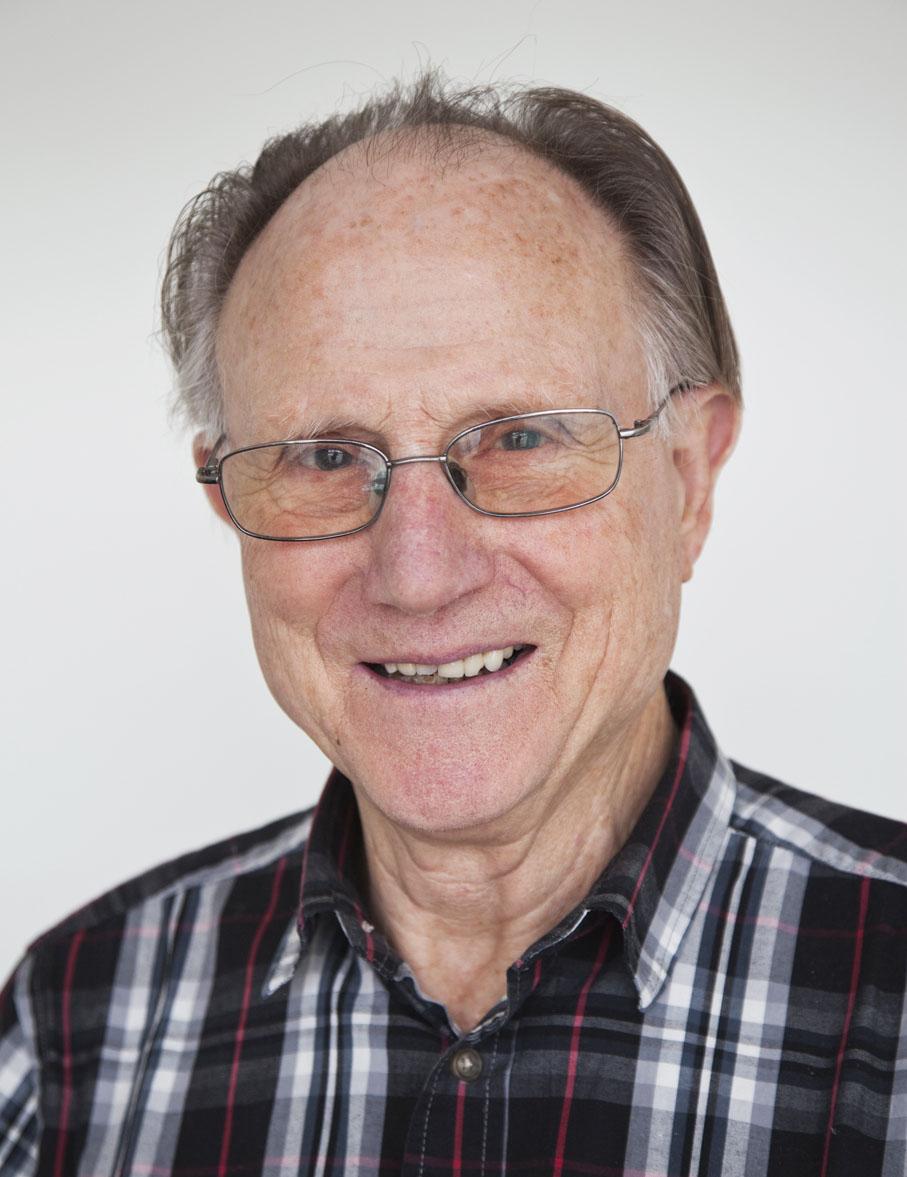 Gerhard Berg. (Foto: Mats Linder)