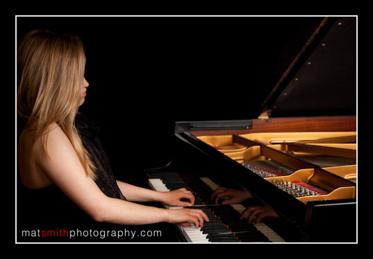 Mat Smith Photography - Ceri, piano, Magdalen College, Oxford