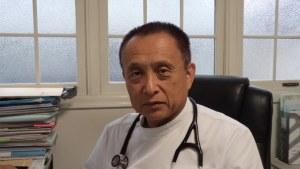 神奈川県川崎市幸区の糖尿病をはじめとする内科医(内科・糖尿病科・循環器科・胃腸科・甲状腺外来)院長画像